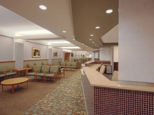 Northern Westchester Hospital Waiting Room