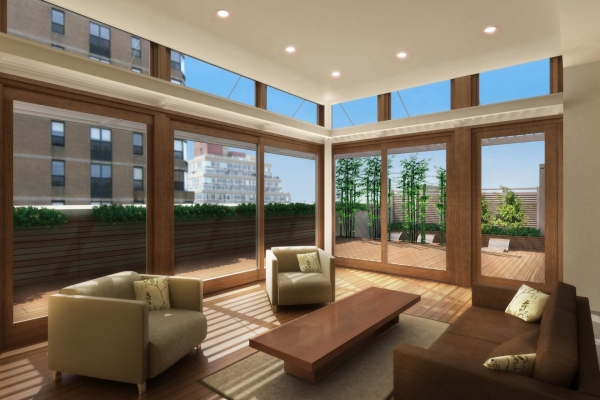 West 88th Street Condominium Interior